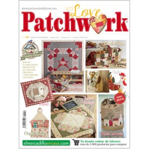 PATCHWORK WITH LOVE Nº 14 - Country Home