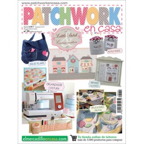 PATCHWORK EN CASA Nº 39 - Little Patch-costura creativa