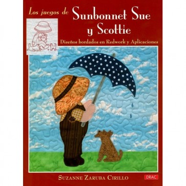 LIBRO SUNBONNET SUE Y SCOTTIE