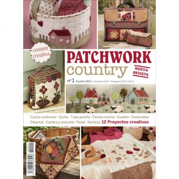 PATCHWORK COUNTRY Nº 1