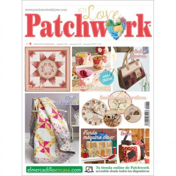 PATCHWORK WITH LOVE Nº 5