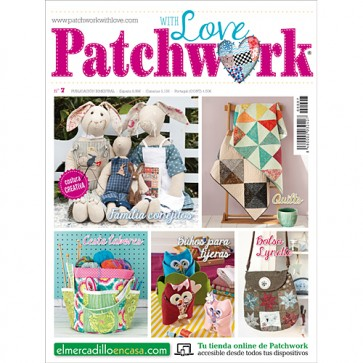 PATCHWORK WITH LOVE Nº 7