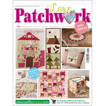 PATCHWORK  WITH LOVE Nº 12