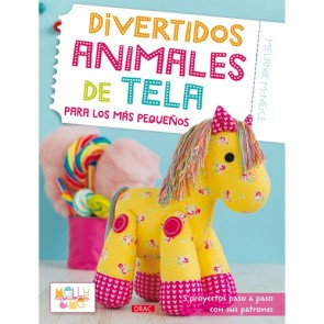 DIVERTIDOS ANIMALES DE TELA