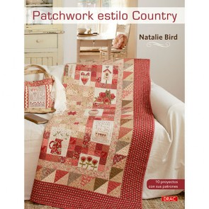 LIBRO PATCHWORK ESTILO COUNTRY