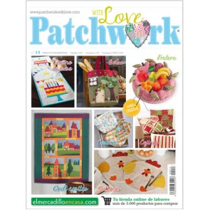 PATCHWORK WITH LOVE Nº 13
