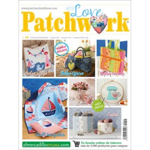 PATCHWORK WITH LOVE Nº 10