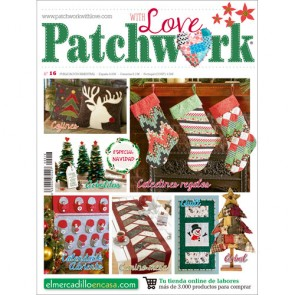 PATCHWORK WITH LOVE Nº 16 - ESPECIAL NAVIDAD
