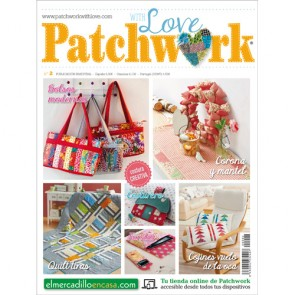 PATCHWORK WITH LOVE Nº 2