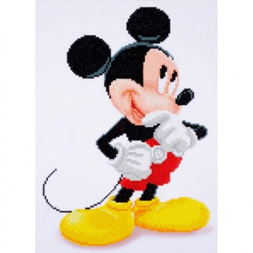 MICKEY CON DIAMANTES