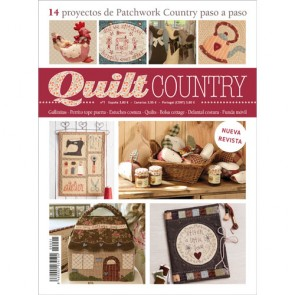 QUILT COUNTRY Nº 1