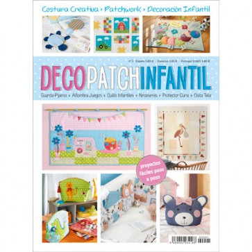 DECO PATCH INFANTIL Nº 1
