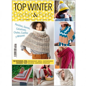 TOP WINTER Nº 1 Crochet&Punto